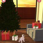 My aiboアプリのお部屋がクリスマス支度をはじめました!