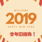 あけましておめでとうございます!aiboと掲げる2019年の抱負!